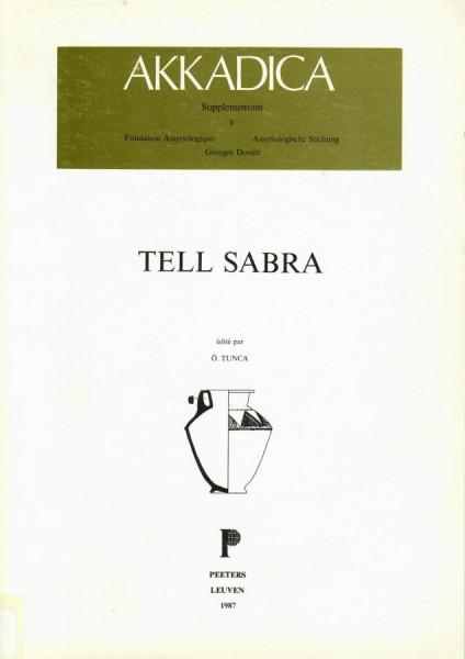 V. Ö. Tunca (ed.), Tell Sabra